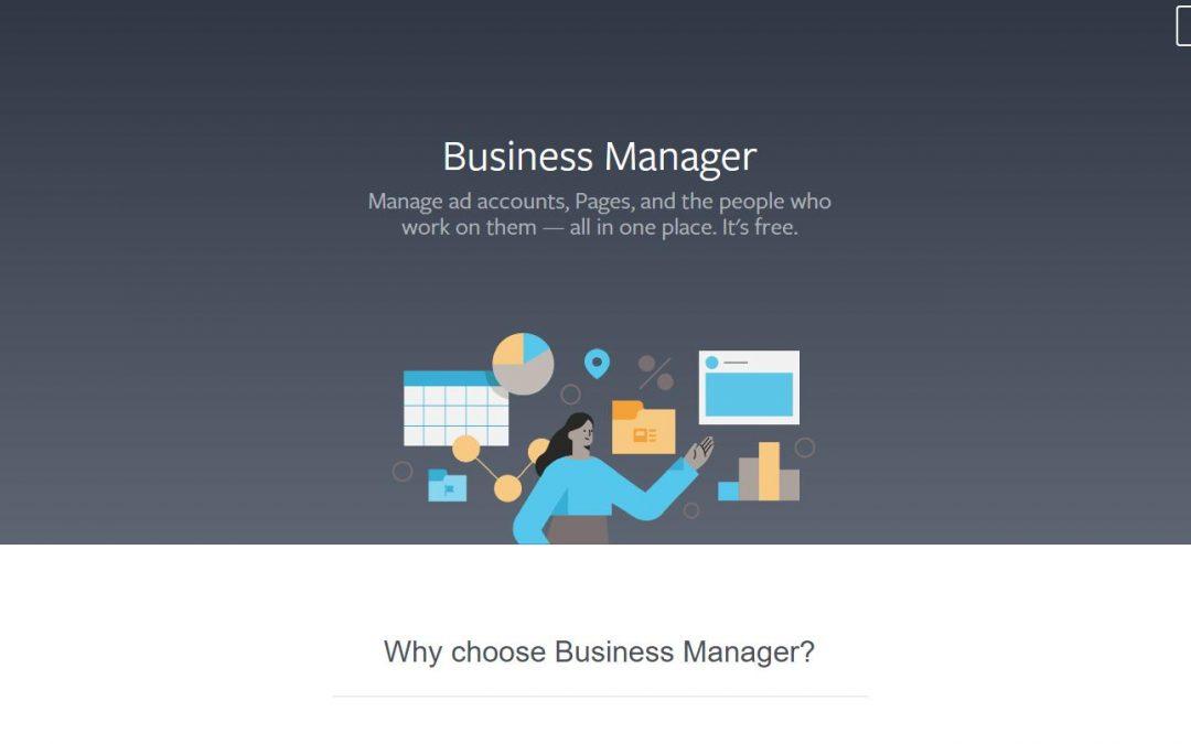 ¿Cómo crear una cuenta de Facebook Business Manager?
